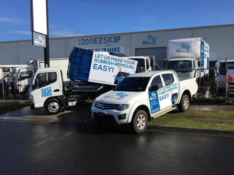 Easy Skip Hire Fleet