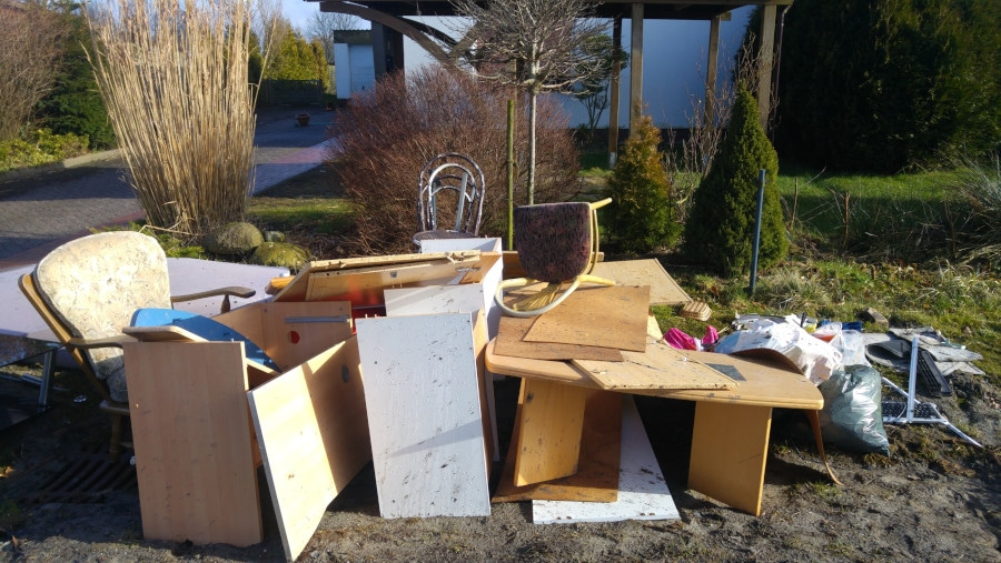 residential rubbish removal Melbourne