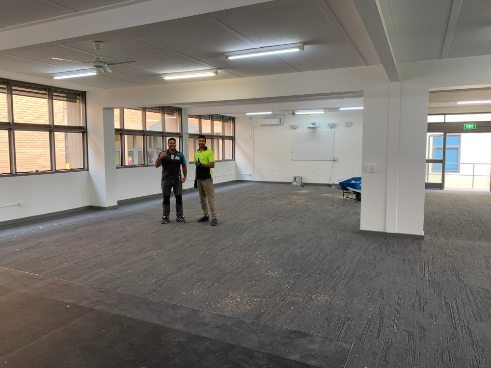 office rubbish removal bayside melbourne after