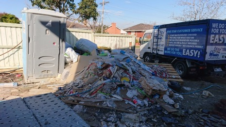 Commercial Rubbish Removal