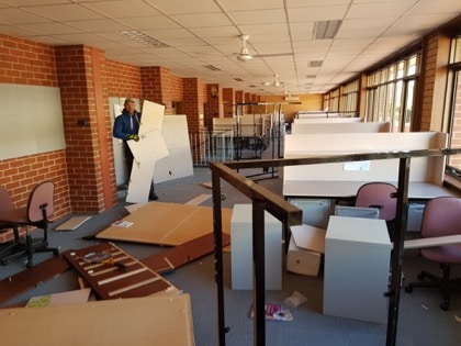 Retail Merchandise Removal