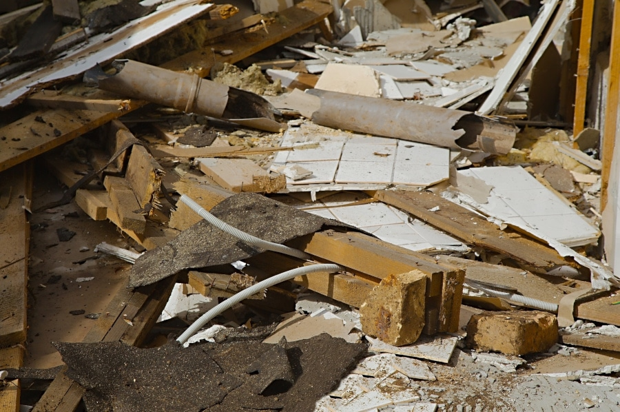 builders rubbish removal Melbourne