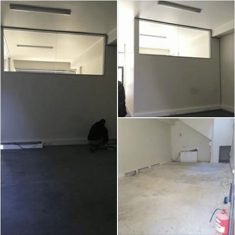 office demolition rubbish removal