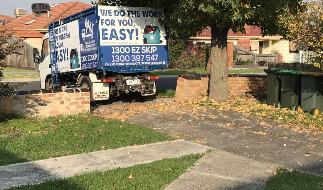 deceased estate rubbish removal melbourne after