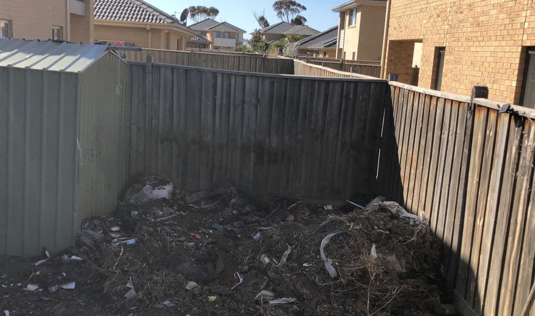 domestic rubbish removal melbourne after