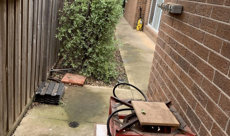 green rubbish removal melbourne after