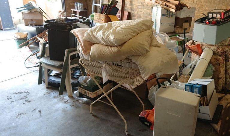 seniors rubbish removal melbourne before