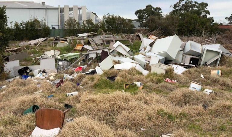 dumped rubbish removal melbourne