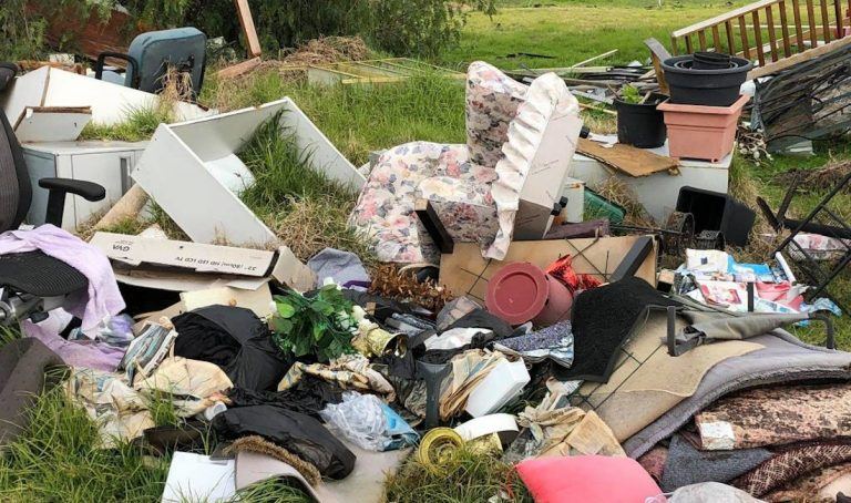 dumped rubbish service melbourne