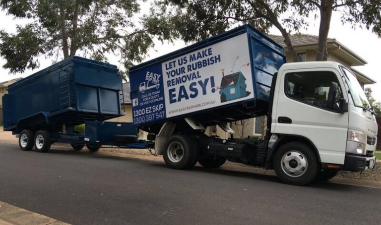 easy skip hire at work