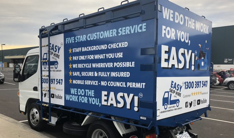 easy skip hire we do the work for you
