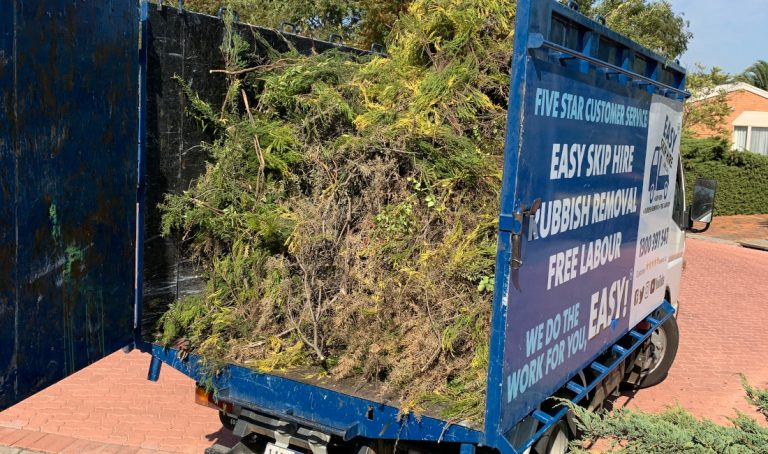 green rubbish removal melbourne