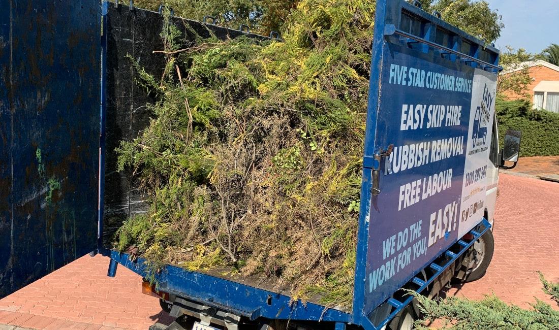 green rubbish removal melbourne