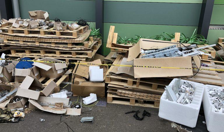 school rubbish removal easy skip hire