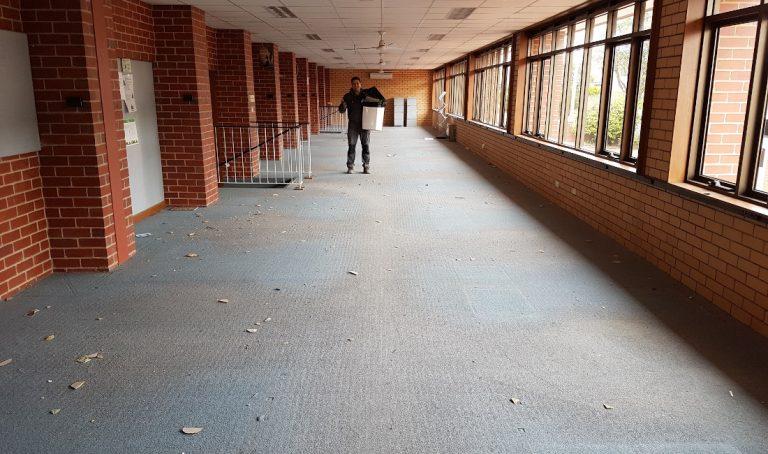 school rubbish removal melbourne job done