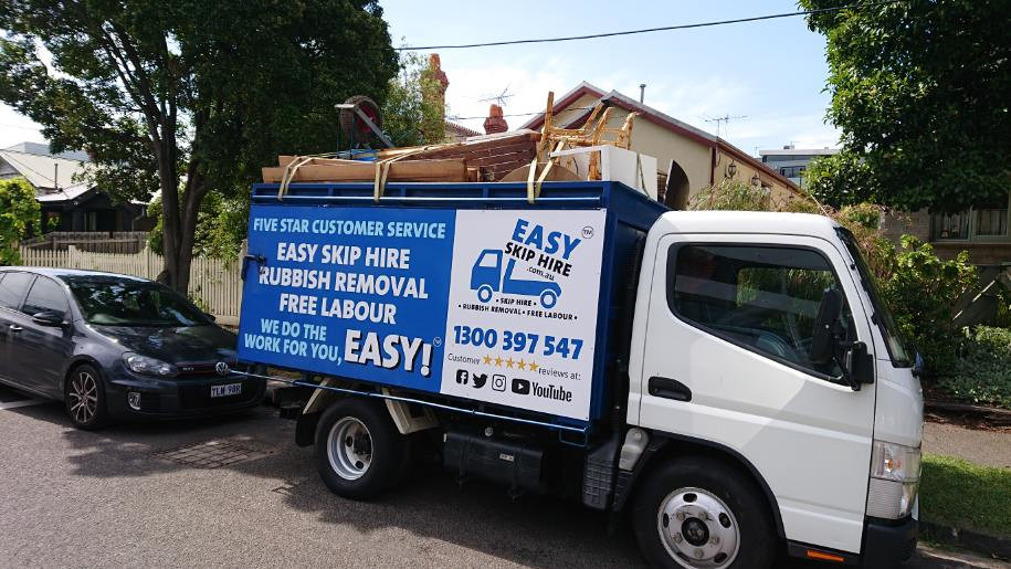 Rubbish Removal Eastern Suburbs Melbourne