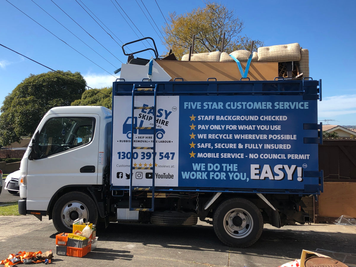 Mobile Skip Hire Melbourne