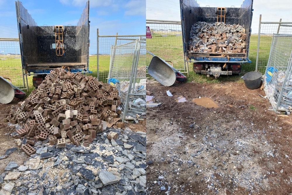 Construction Site Rubbish Removal Melbourne