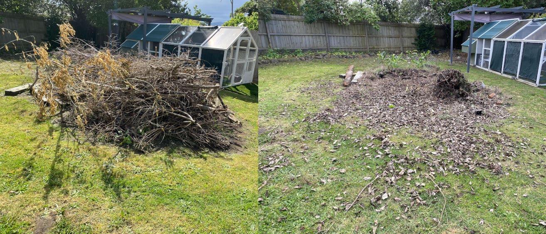 Green Garden Waste Removal Melbourne