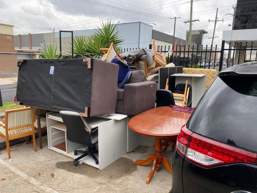 Office Rubbish Removal Melbourne