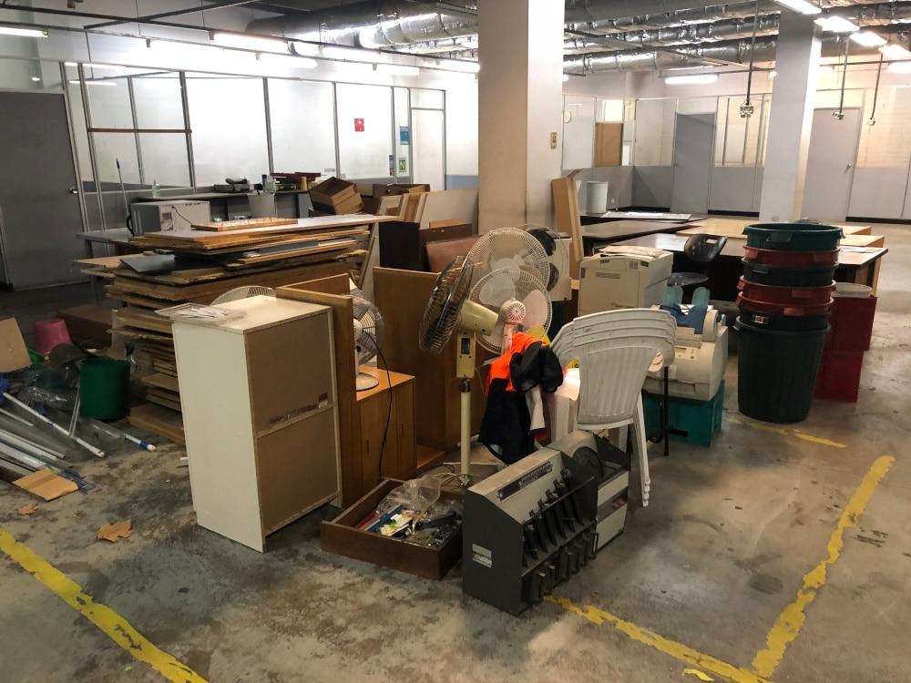 Office Junk Removal Melbourne