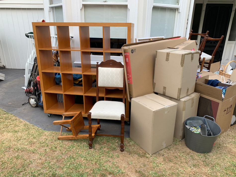 Unwanted Furniture Removal