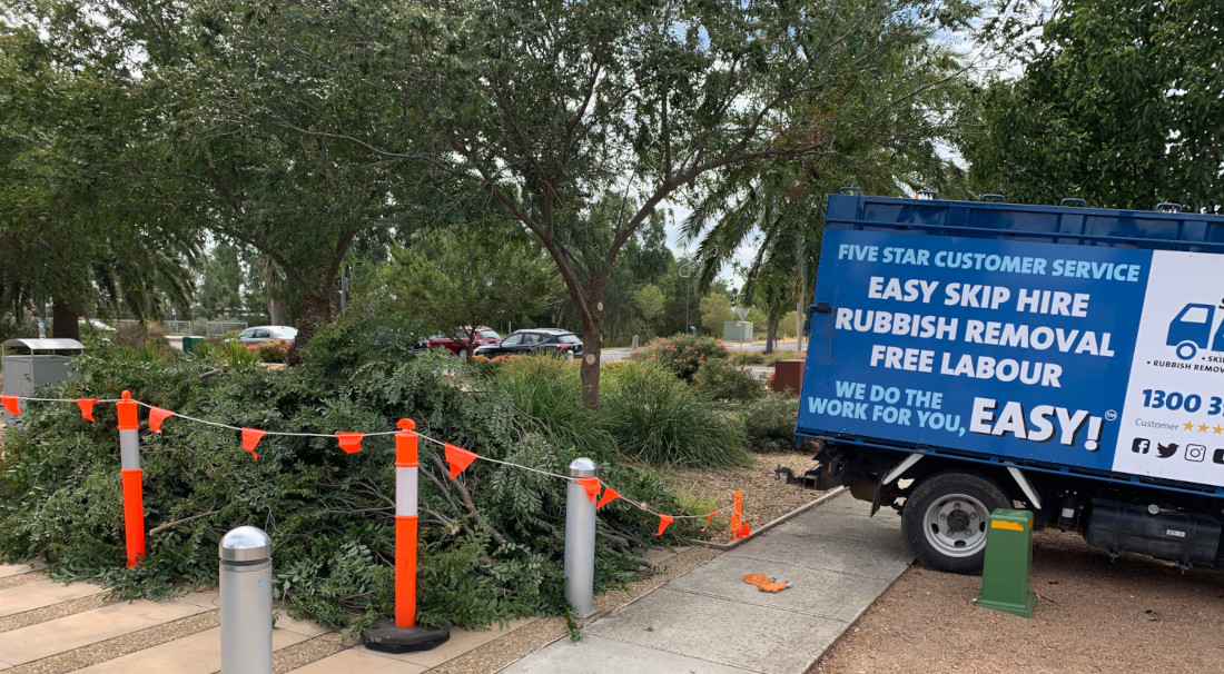 Green Waste Disposal Melbourne