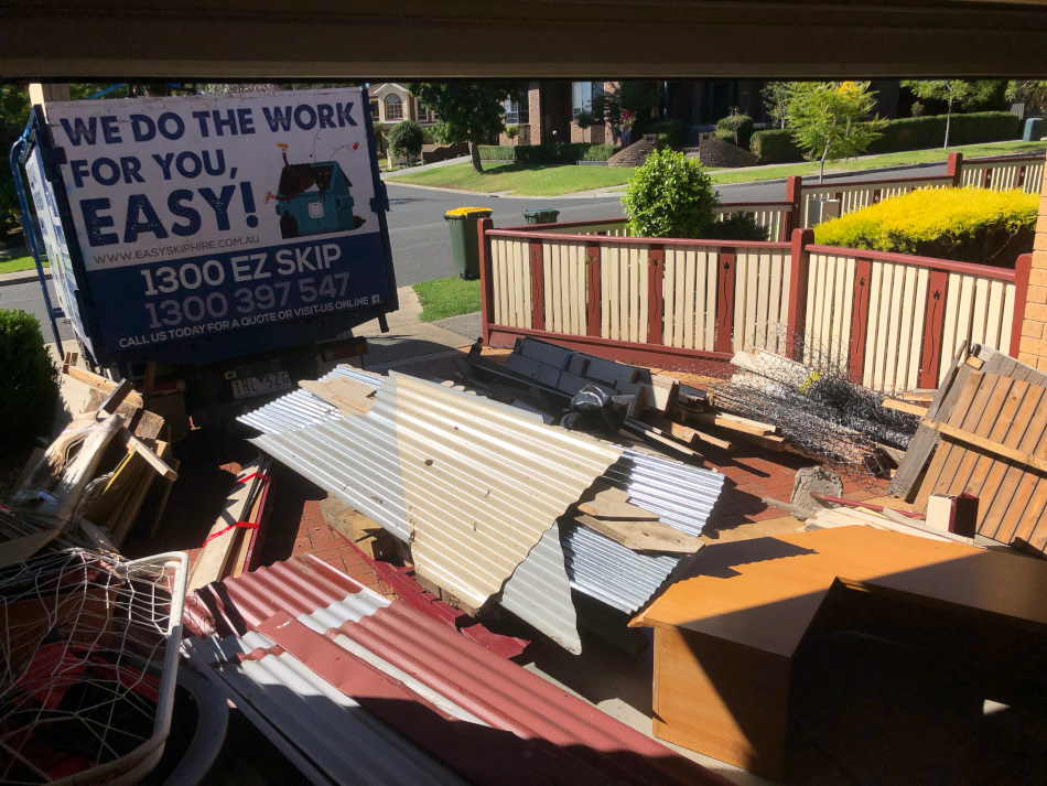 cheap junk removal western suburbs melbourne